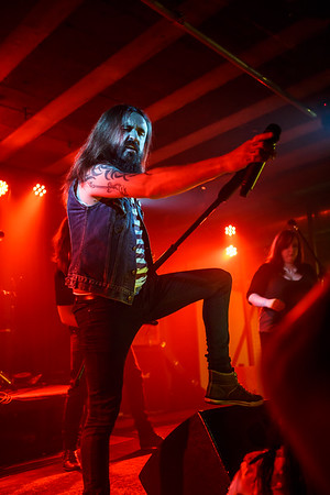 Off Yer Rocka - Massive Wagons, Screaming Eagles, Thirteen Stars @ Rebellion Manchester