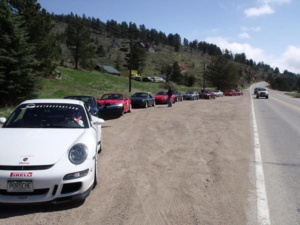 Memorial Day Drive