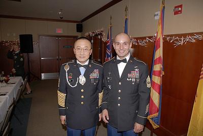 Area III NCO Ball