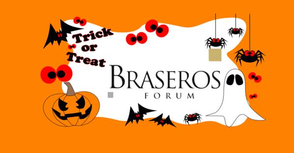 Halloween Braseros Forum