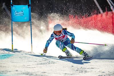 Giant Slalom Girls' 2nd Run