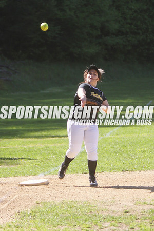 Tri-Valley Vs. Fallsburg Softball