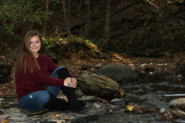 Marissa's Senior pics