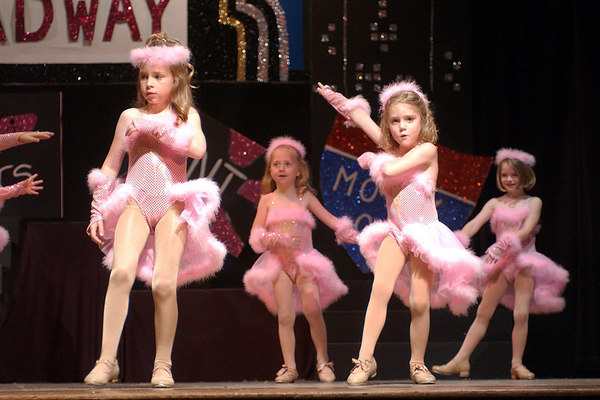 Armstrong School of Dance Spring Recital - May 11, 06 - Primary & Elementary