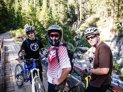 Tahoe MTB Trip 2012