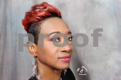 Tonita's Hair Fashion Photo Shoot