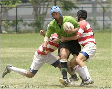 2003全中運7人制-國中組(Junior High School Group)