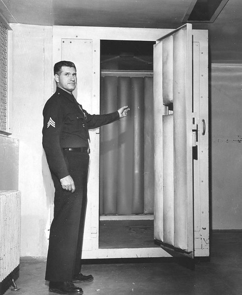 1965, Padded Cell