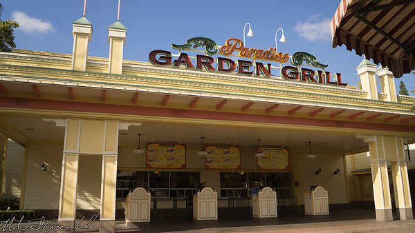 Disneyland Resort, Disney California Adventure, Paradise Pier, Paradise Garden Grill