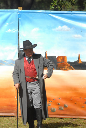 Booth Cowboy Event