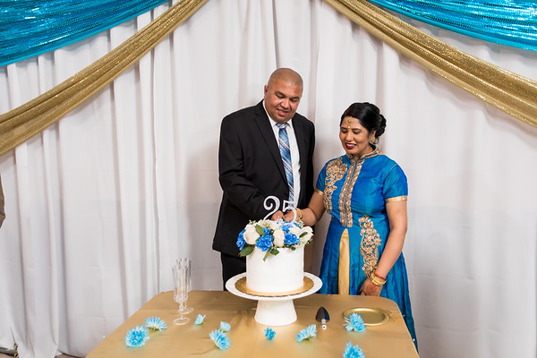 Saini 25th Anniversary