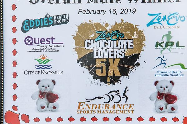 Zen Evo Chocolate Lovers Valentine 5K 20190216