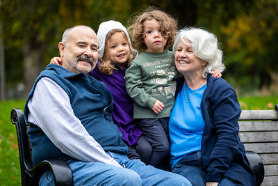 Kara & Leanna & Grandparents