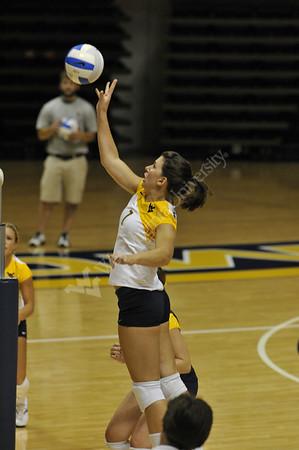 25579 Womens Volleyball vs. Marshall