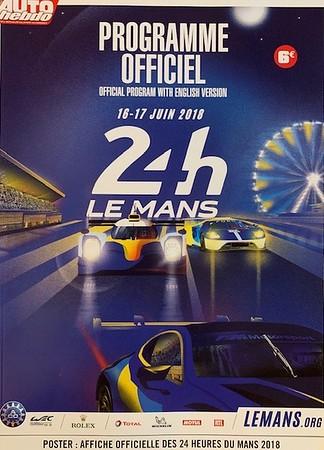 2018 Le Mans 24 hour race