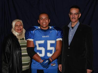 Seniors with Parents 2011