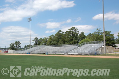 Cape Fear High School - Colts Stadium