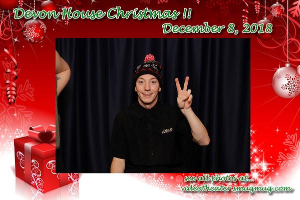 12.8.18 Devon House Christmas !!!