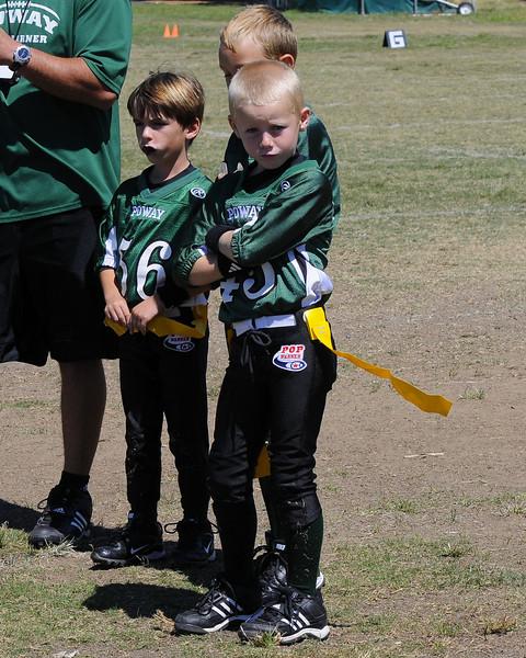 Mighty Titans VS Torrey Pines