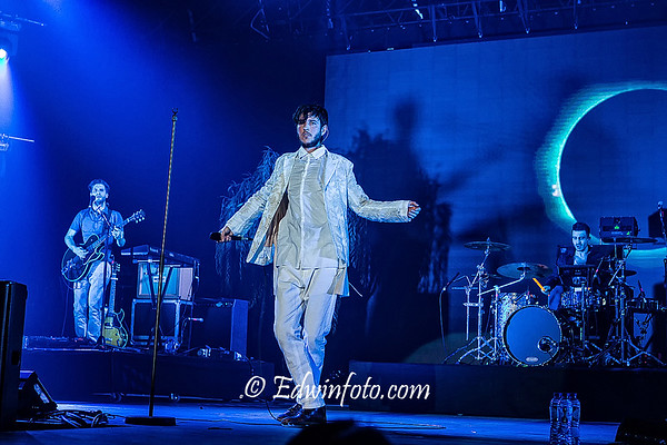 Oscar & The Wolf @Piasnites 2015