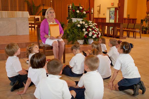HTIS Kindergarten Grad