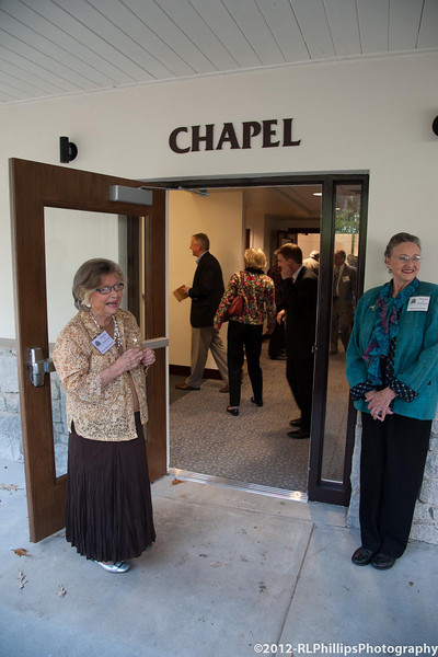 Chapel Dedication