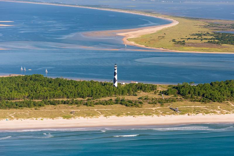 The North Carolina Coast and Outer Banks