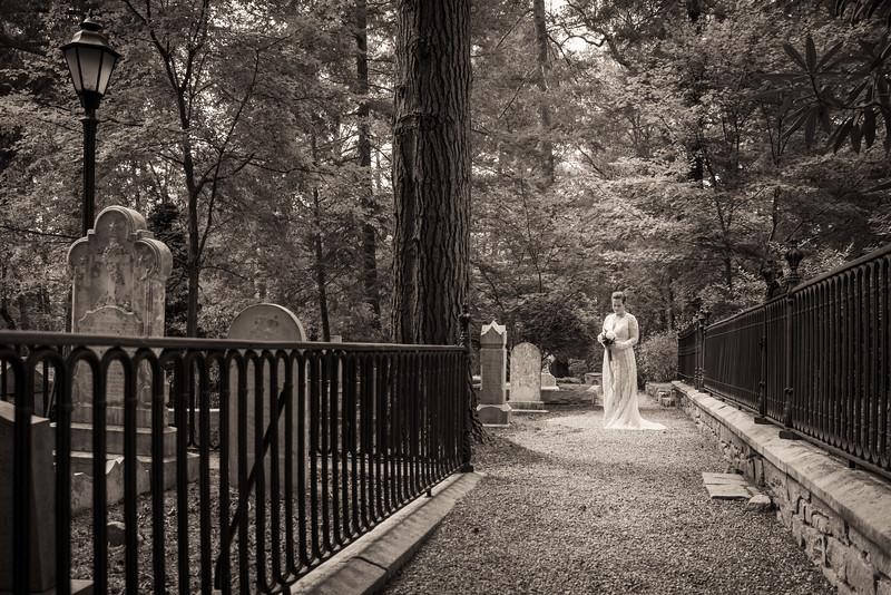 The Graveyard (selected b&w)