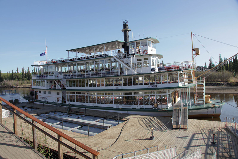 Riverboat Discovery, Fairbanks