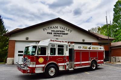 Putnam Valley New Rescue Engine 24-2-1