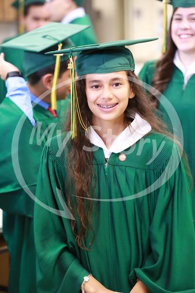 St Gregory Class of 2015 Graduation Mass & Ceremony