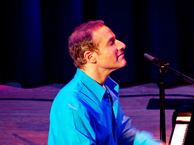 Jim Brickman at the Avalon Theater, Easton MD - May 11, 2012