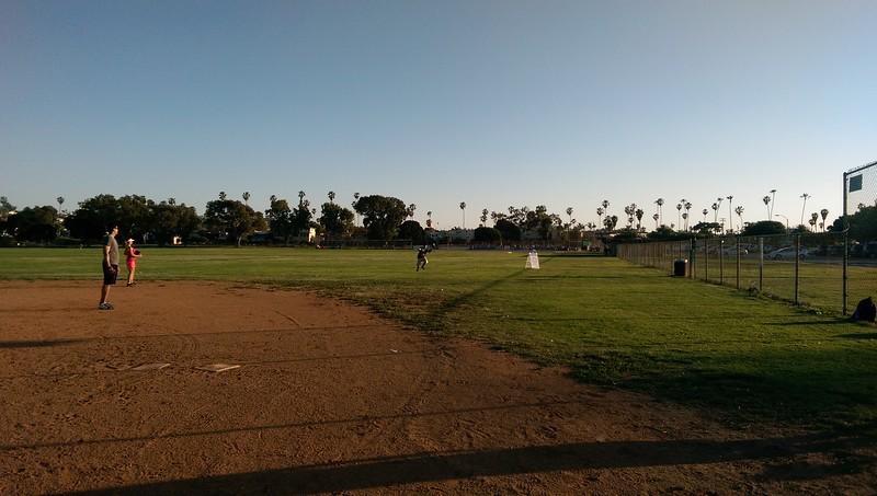 2014-04-30 Softball, Wed, Field 2