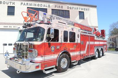 South Farmingdale F.D. New Ladder 978 4/21/18