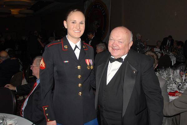 Marine Corps Ball 2012