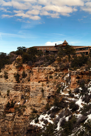 El Tovar, Hotel and Restaurant,  Grand Canyon National Park