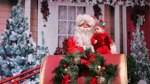 PCA Santa Pictures