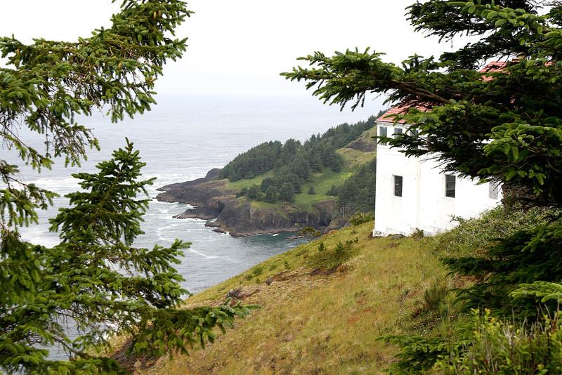 June 1 2014 Newport and Nye Beach  Cape FoulWeather Oregon