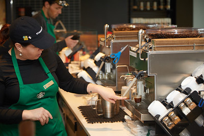 Embassy Suites Starbucks Competition