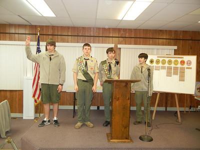 Court of Honor - Dec 12