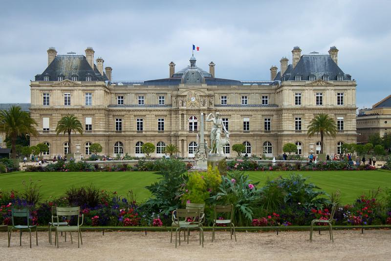 Jardins du Luxembourg