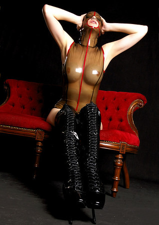 Emily Boots and Bondage II