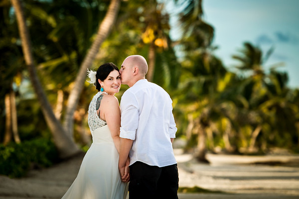 Amber & Tyler - Wedding - Belize - 4th of December 2017