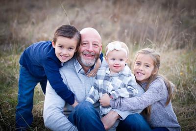 J + C HONAKER   family