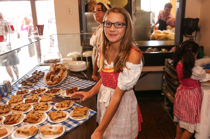 Oktoberfest Opening Day (Sun Sept. 10)