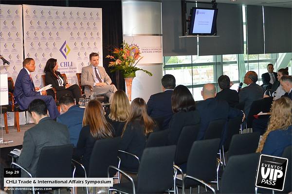 CHLI  Trade &international Affairs Symposium | Mon, Sep 29