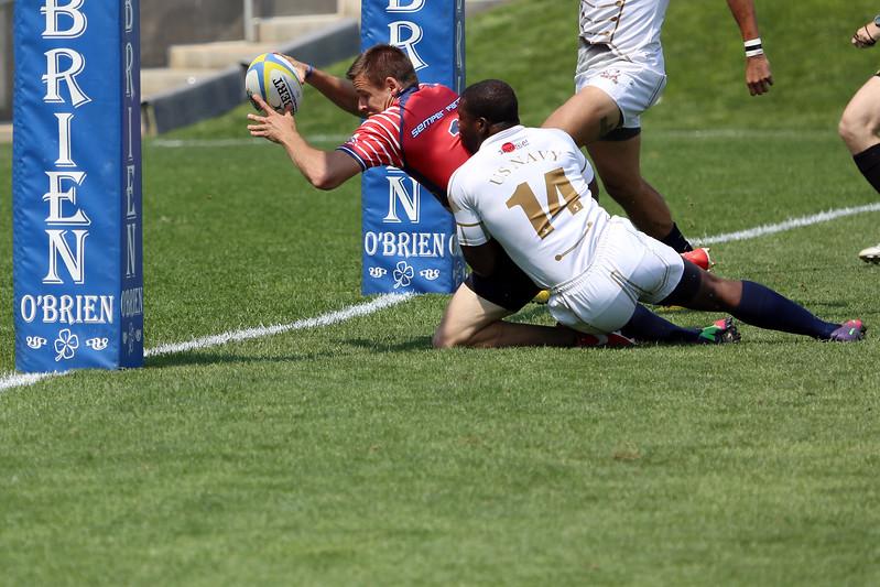 US Coast Guard Rugby 7's 2013 Serevi 7's Tournament