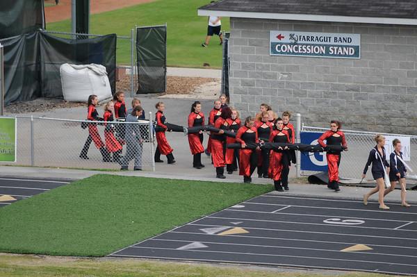 2011 Knox County Band Exhibition Photos 10-18-11
