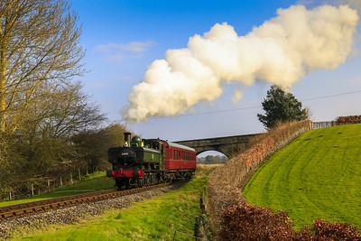 Steam Train Charters