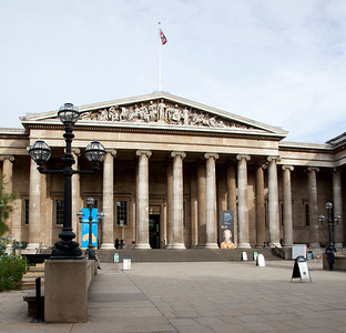 British Museum London 2011